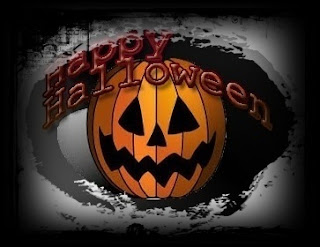 e card Happy Halloween