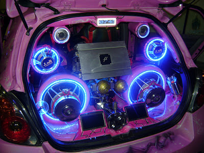 car audio jernih