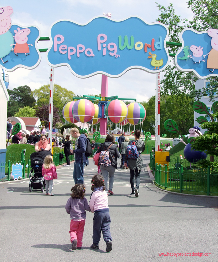 Un cumpleaos con Peppa Pig  happyprojectsdesign