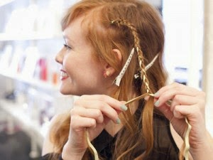 Cute Easy Hairstyles ideas With Ribbon Pictures