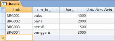 Menghitung Total Dengan Visual Basic 6.0 Tanpa Menggunakan Query(SUM)