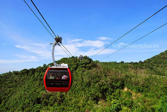 Hat Yai Cable Car Thailand