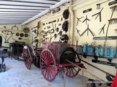 Museo Masia Bodegas Vallformosa