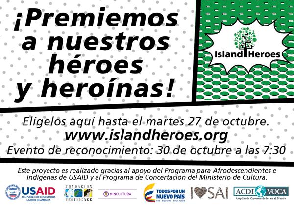 primera-vez San-Andrés-Providencia-Santa-Catalina-hará-reconocimiento-héroes-heroínas