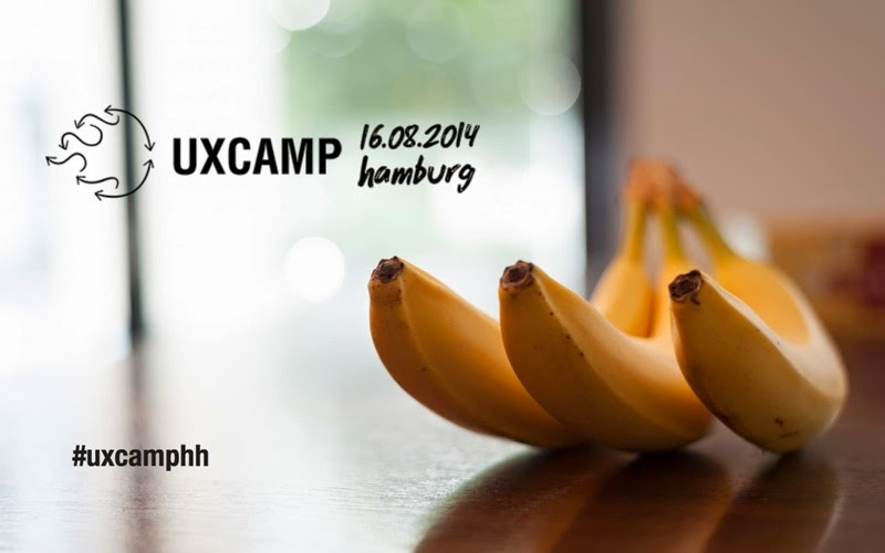 UXCamp Hamburg 16-Aug-2014