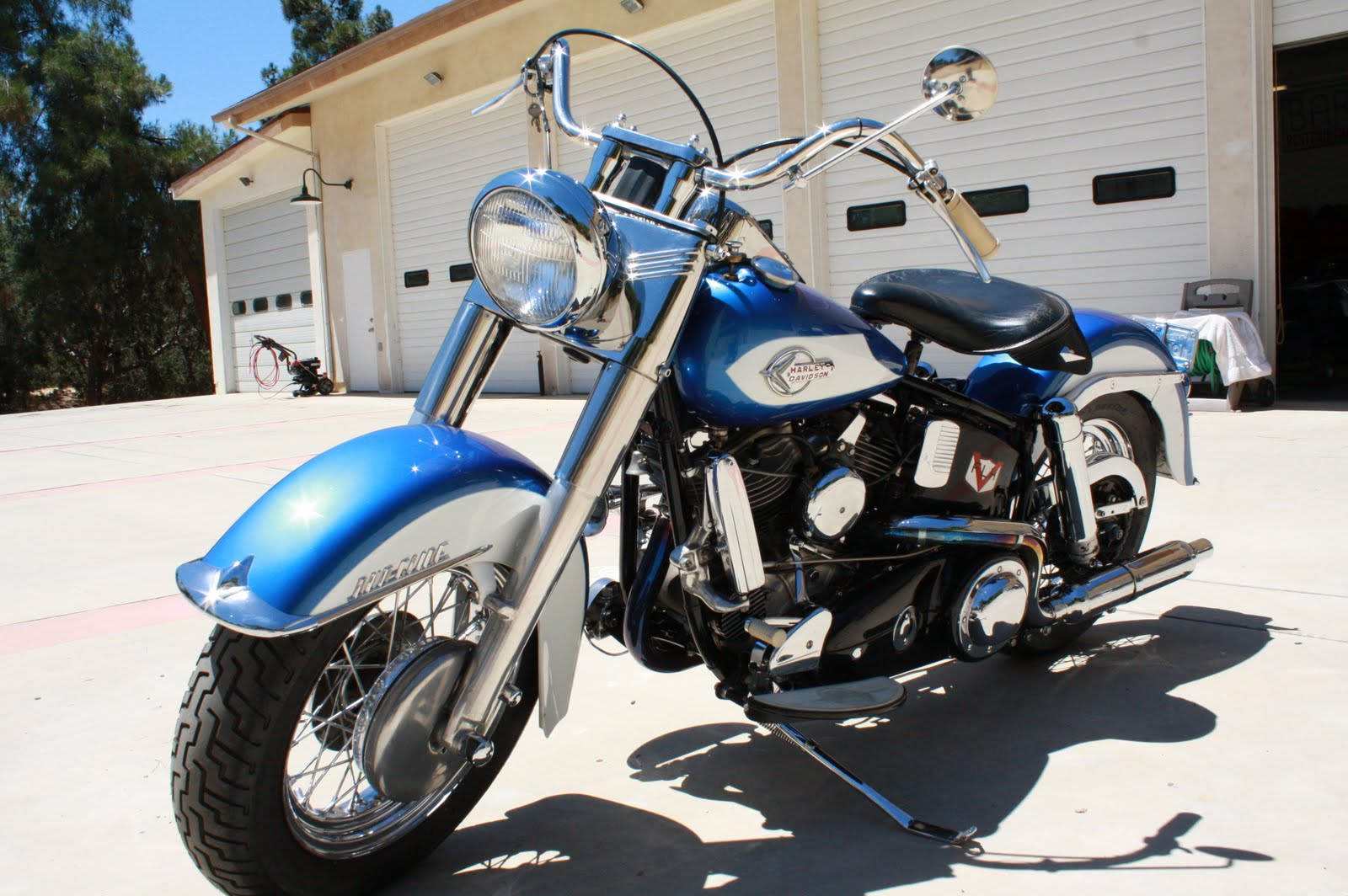 1959 Panhead Harley-Davidson for Sale