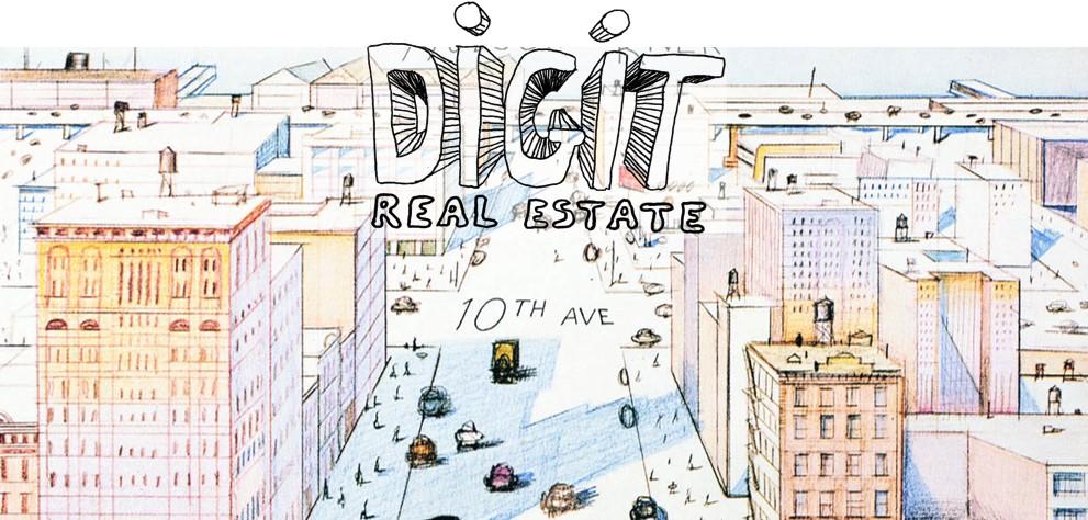 Digit Real Estate, le blog