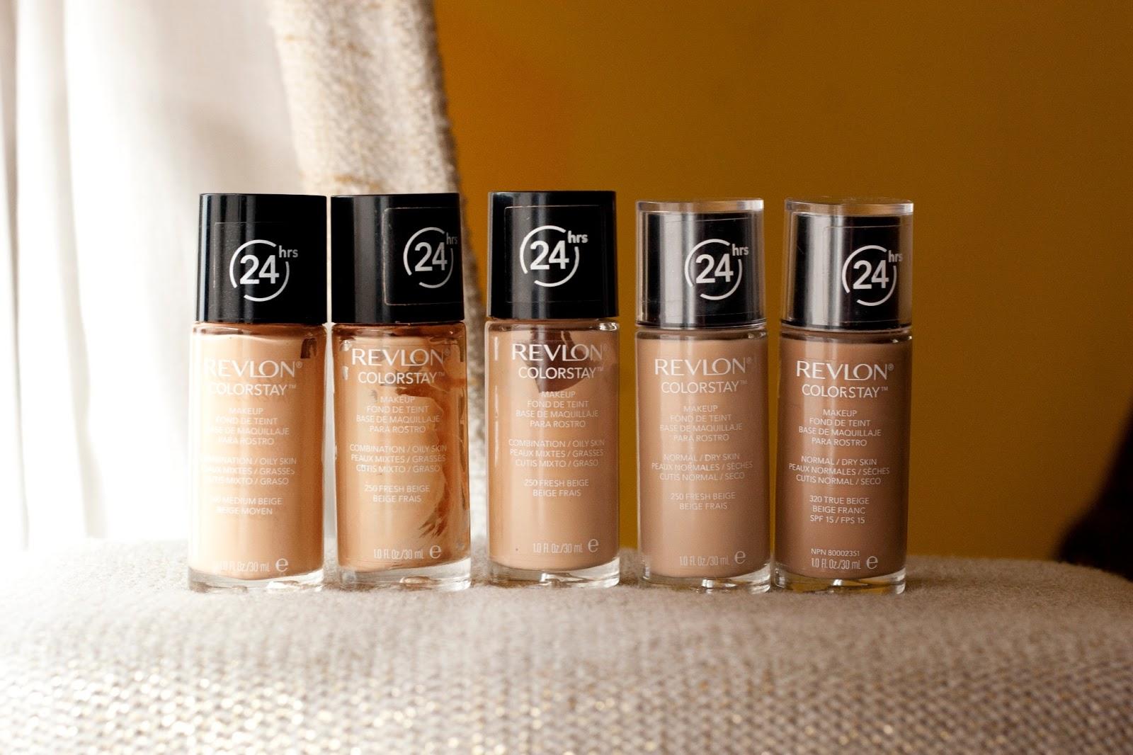 Image result for revlon Revlon Colorstay Foundation for Normal/Dry Skin - 320. True Beige