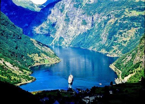 Cruceros por los fiordos noruegos ~ Blog de viajes - Viajes baratos ...