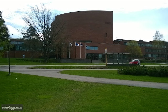 Aalto University in Espoo