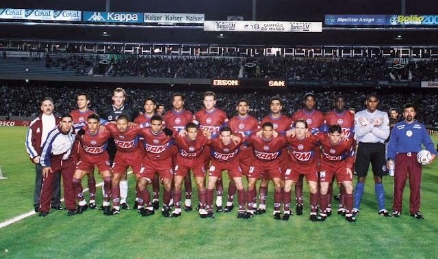 Há 15 anos, o Caxias conquistava o Campeonato Gaúcho em cima do Grêmio