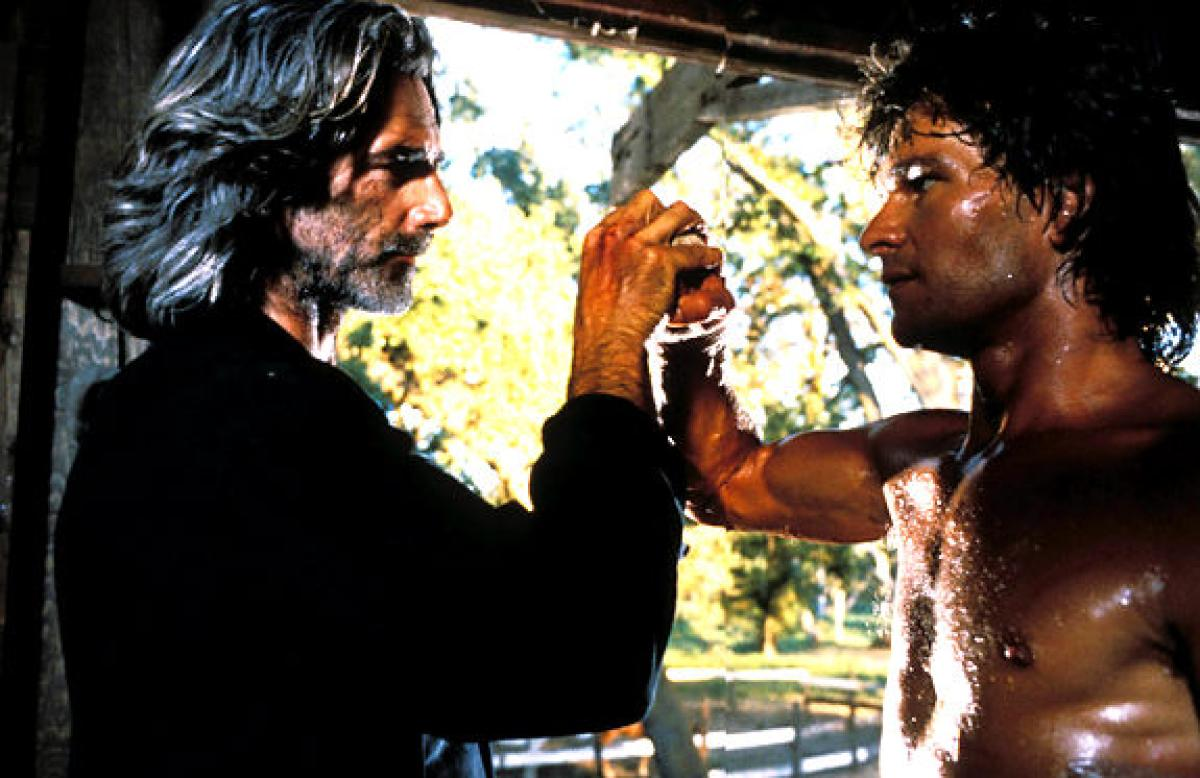 Dammaged Goods: Cinemarked: Sam Elliott and Road House