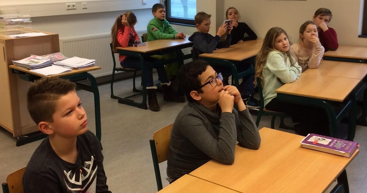 Maurits Huijstee bezoekt groep 5 tot en met 8 ~ Blog van basisschool ...