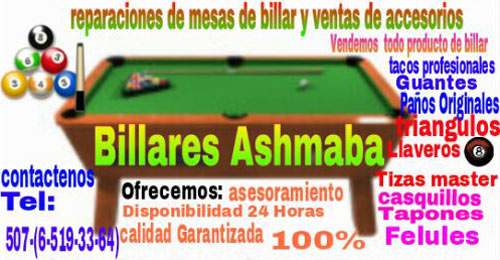 Billares Ashmaba