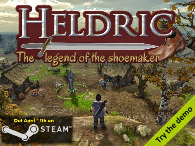 Heldric - The Legend Of The Shoemaker Game