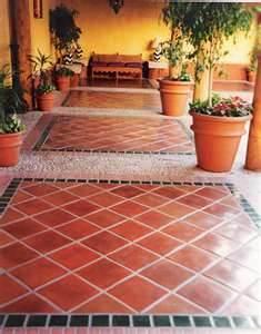 Soluciones para el hogar y el amor como limpiar pisos de for Pisos rusticos para patios fotos