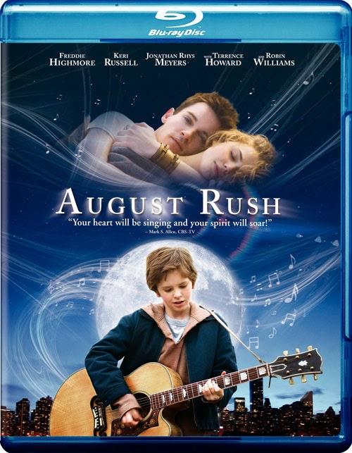 August Rush (Escucha tu Destino/El Triunfo de un Sueño)(2007) 720p(1.2GB) y 1080p(2.1GB) BRRip mkv Dual Audio AC3 5.1 ch