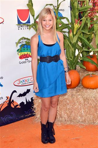 Thorne Olivia Holt And Other Young Celebs Ryan Newman Griever D