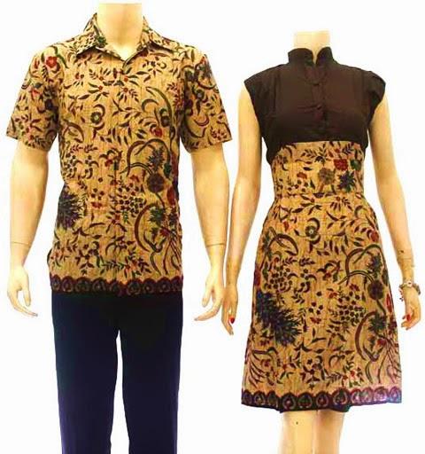 Foto Baju Batik Couple Jogja