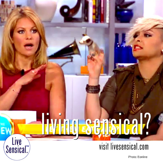 Raven Simone and Candace Cameron-Bure have a queer cat fight on the view over a baker's Constitutional rights. Is this news anymore? Visit livesensical.com