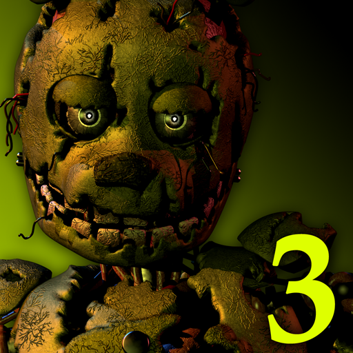 Five Nights at Freddys 3 v1.03 Apk Android