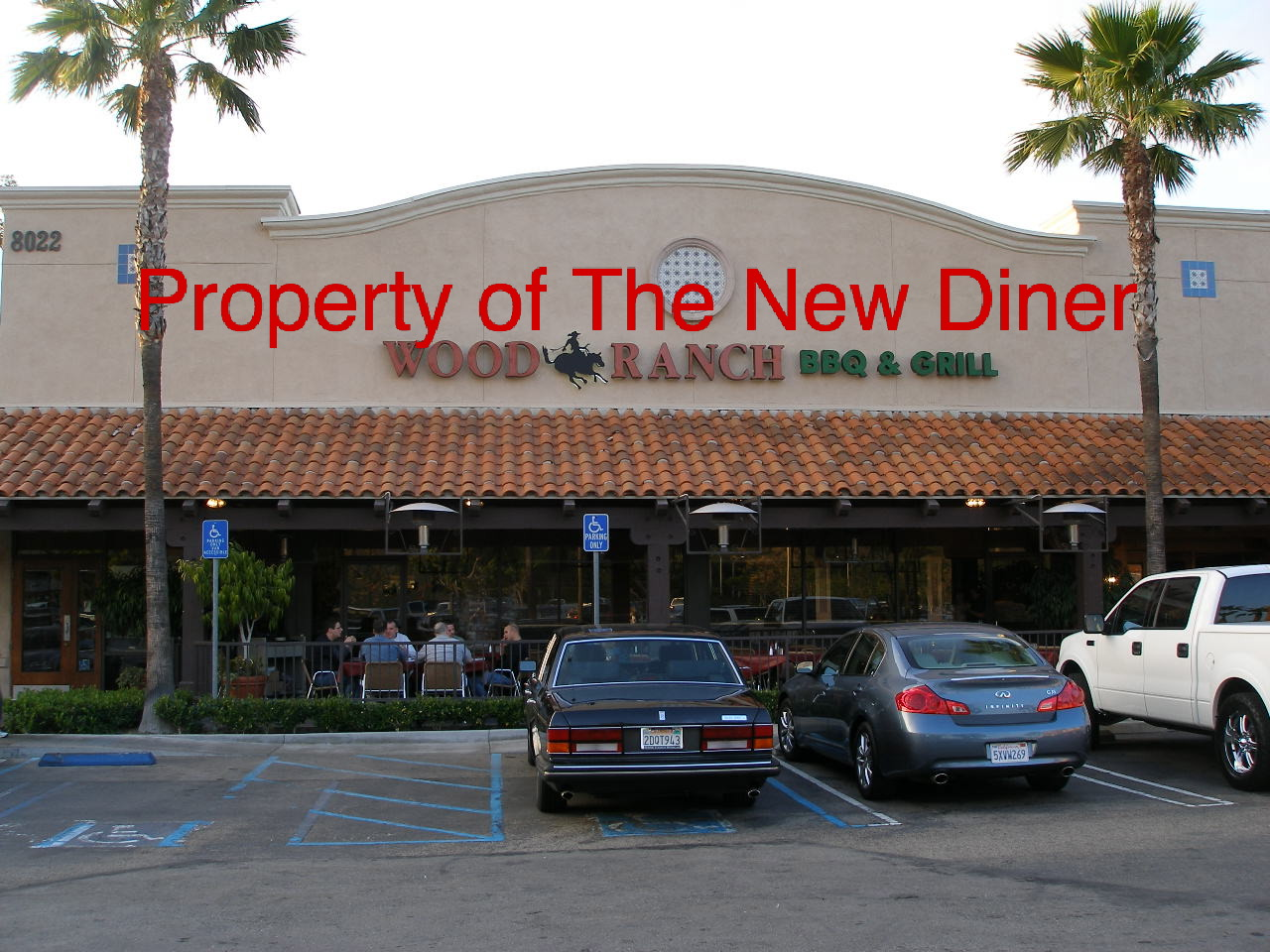 The New Diner: Wood Ranch-Anaheim Hills - Wood Ranch Chino Hills WB Designs