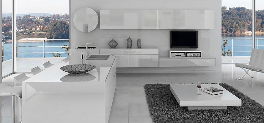 Una cocina sin complejos cocinas con estilo consejos for Diseno de cocinas modernas con isla