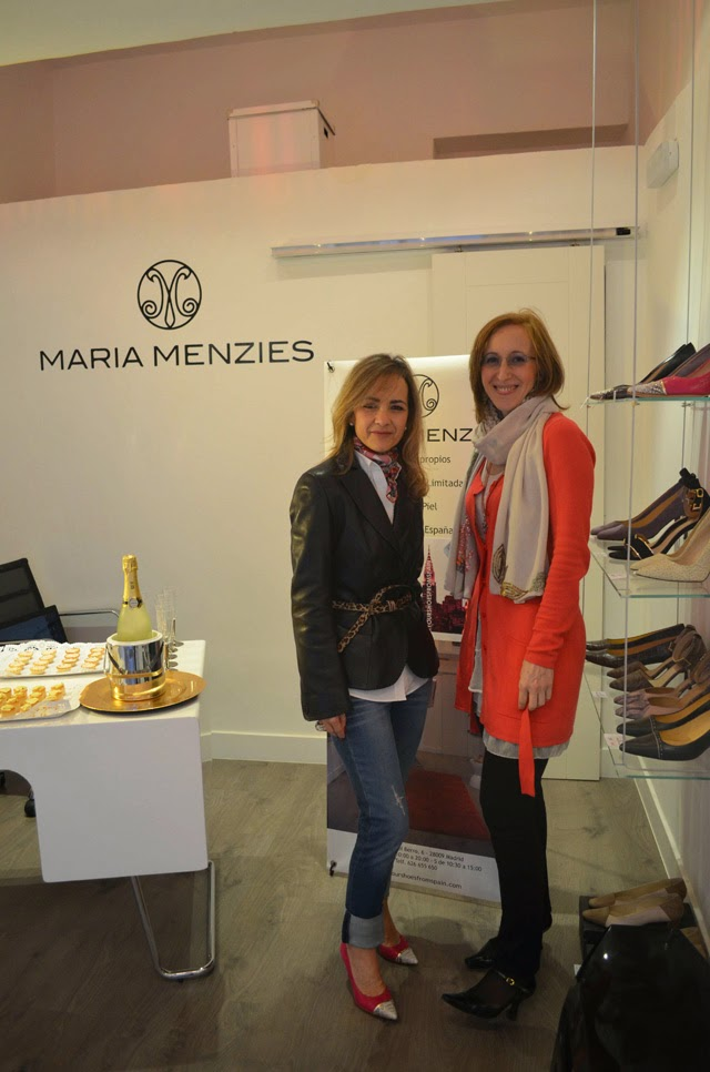 Shoe Party Maria Menzies