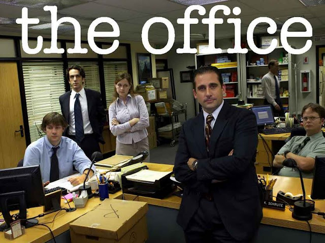 The Office: Four Co's of Working in a Corporation