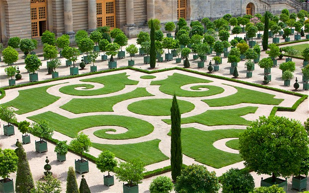 Round trip pune education and it hub of maharashtra state for Garden design versailles