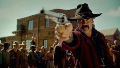 un western de nuevo cuño que se fija en los grandes clásicos del género