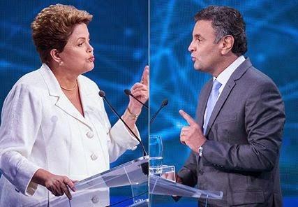 Dilma abre vantagem sobre Aécio, revelam pesquisas Ibope e Datafolha.
