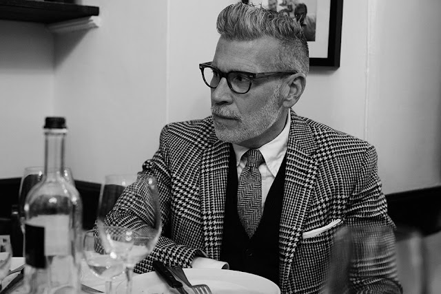 Nick Wooster by the Sartorialist, Menswear, Dapper, Style, Gentlemen, Original