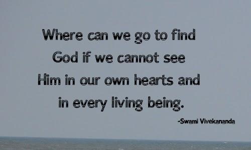 Inspirational Quotations by Swami Vivekananda