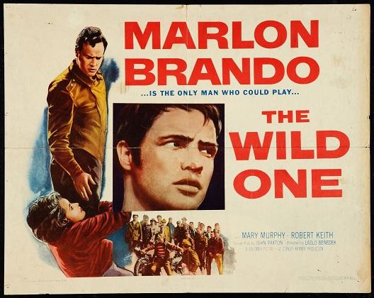 """""""The Wild One""""  (1953)"""