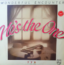1985 VINYL RECORDING WONDERFUL ENCOUNTER: HE'S THE ONE