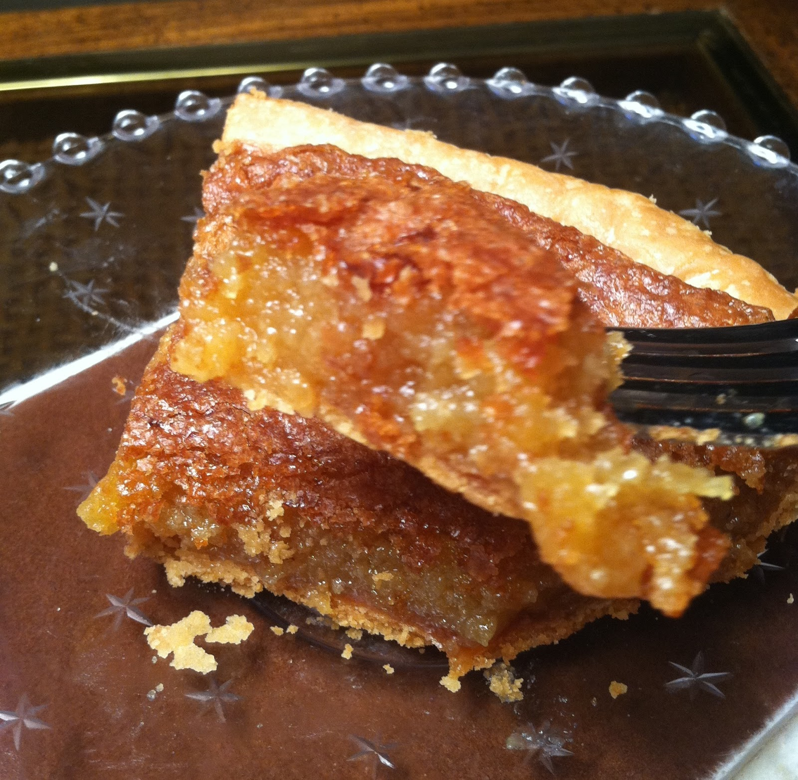 Twirl and Taste: Brown Sugar Chess Pie - the decadent version of the ...