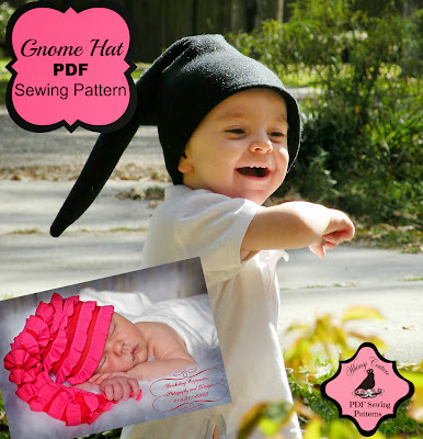 http://whimsycouturepatternshop.blogspot.com/2010/03/gnome-hats-ebook.html