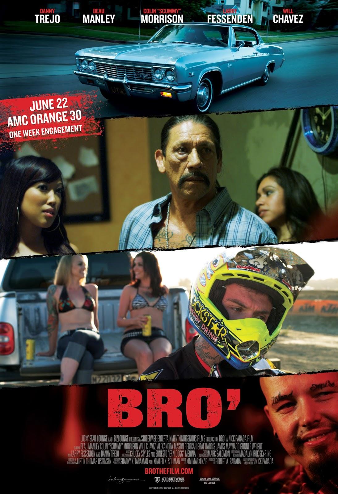 Bro (2012) ταινιες online seires xrysoi greek subs