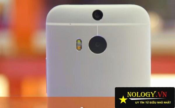 hướng dẫn test HTC One M8