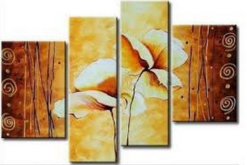 Cuadros pinturas oleos cuadros modernos abstractos - Cuadros para comedor moderno ...