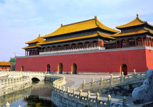 hoàng cung tại Trung Quốc | Bách hợp tiểu thuyết
