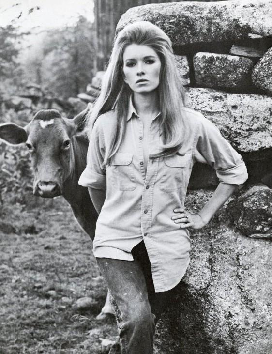 Martha Stewart as a model