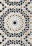 Schumacher Nasrid Palace Mosaic  Mica 5005961