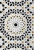 Schumacher Nasrid Palace Mosaic  Mica 5005961