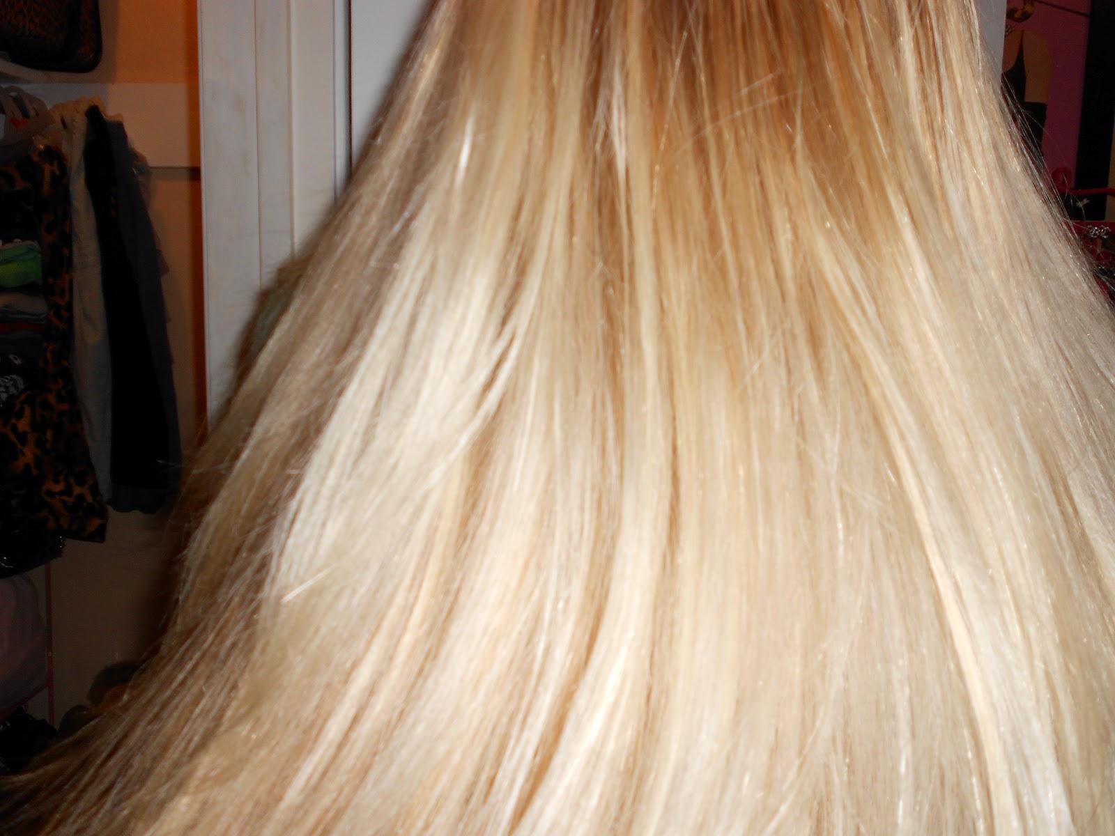 Garnier nutrisse dark blonde foam review red hair colors ideas 2016 light golden blonde hair color chart nvjuhfo Gallery
