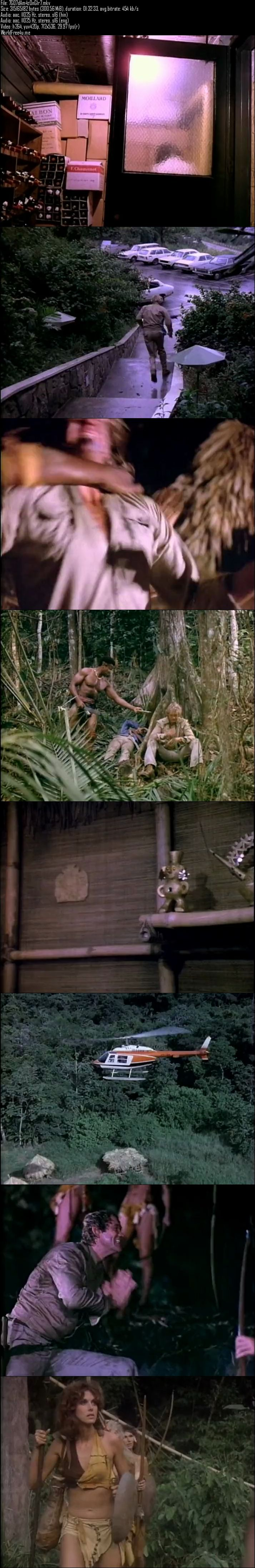Screen Shot Of Gold of the Amazon Women 1979 Full Movie Download 300MB In Hindi ESubs Full small Size PC Movie