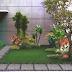 Desain Taman Depan Rumah Mungil Minimalis