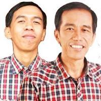 Mirip Jokowi Pontianak