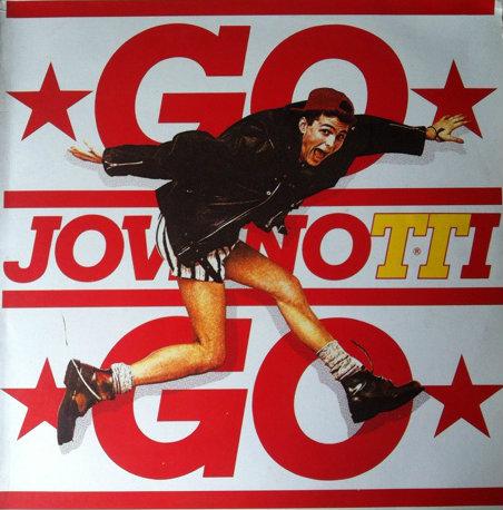 Copertina Jovanotti - Go Jovanotti Go